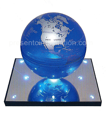 pr sentoir l vitation globe terrestre goodie attractif qui flotte et s 39 illumine. Black Bedroom Furniture Sets. Home Design Ideas