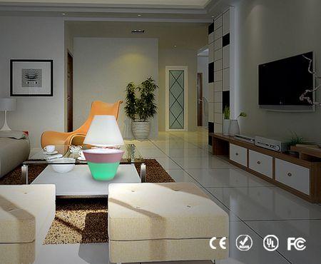lampe design - intérieur décor avec une lampe à lévitation