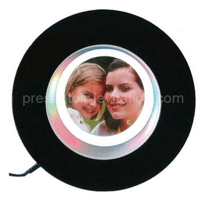 cadre photo -cadre circulaire avec photo au centre